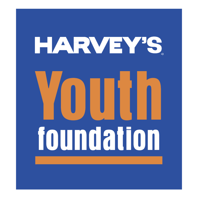 Harvey's Youth Foundation vector