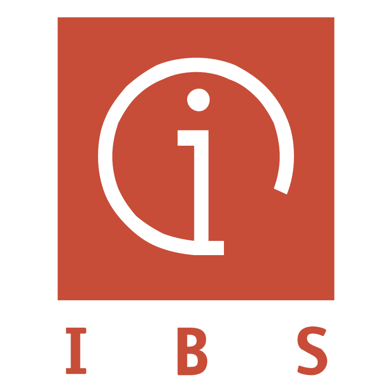 IBS vector logo