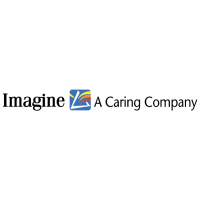 Imagine A Caring Company vector