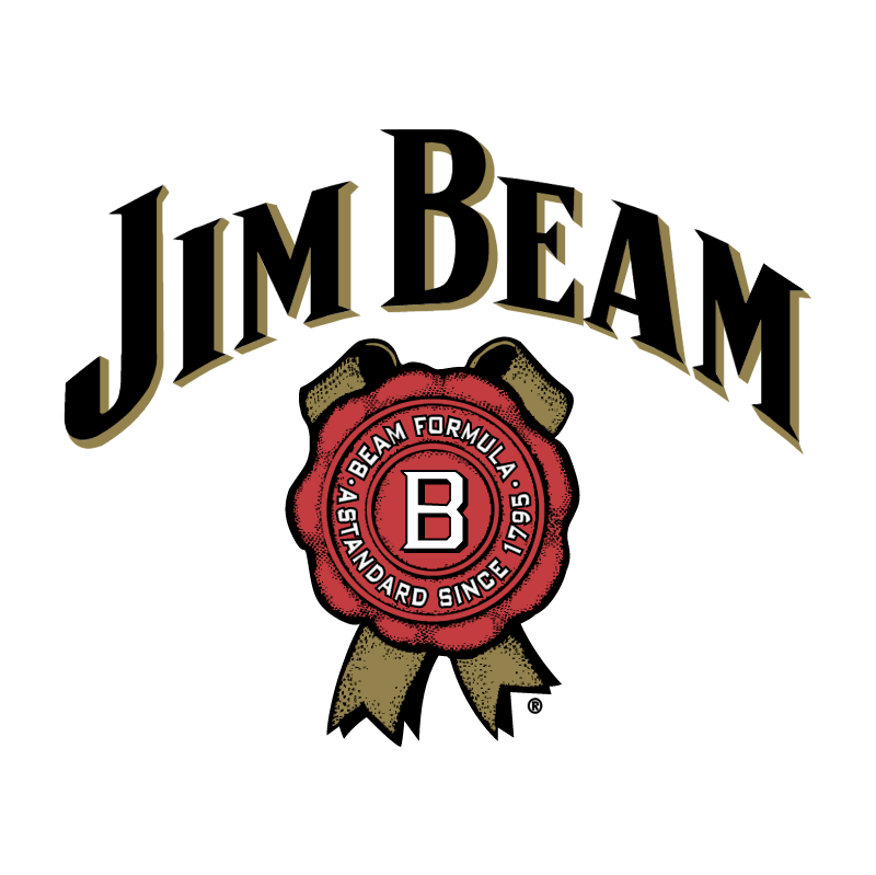 Jim Beam vector logo