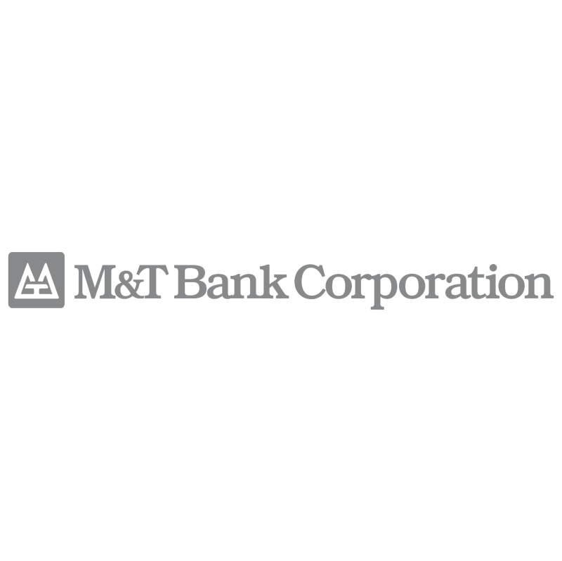 M&T Bank vector