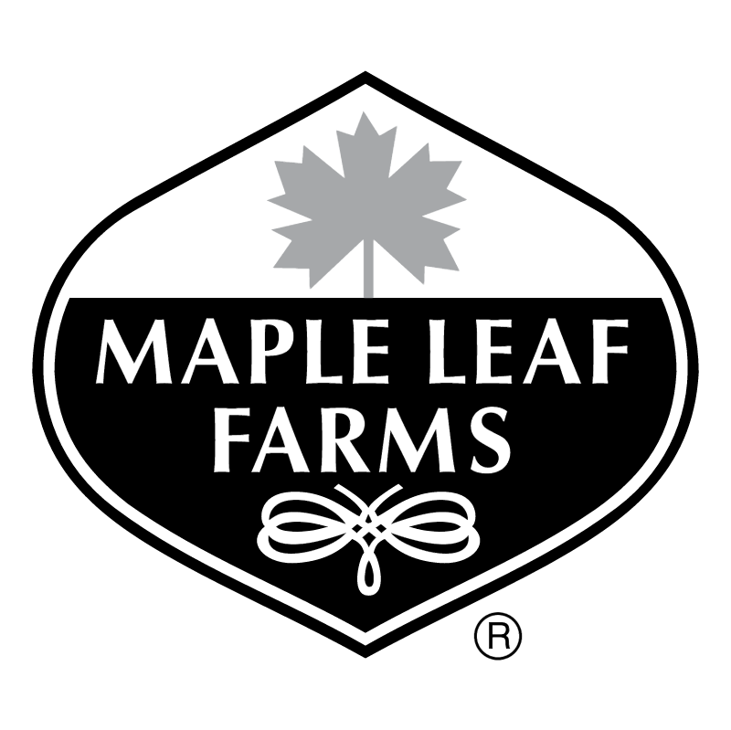Maple Leaf Farms vector