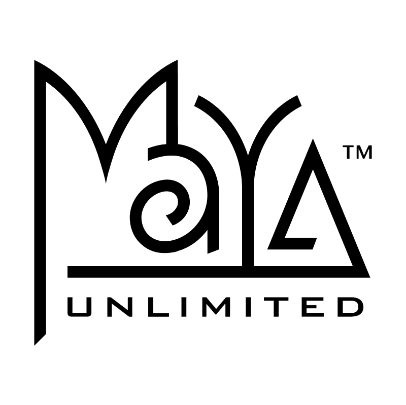 Maya Unlimited vector logo