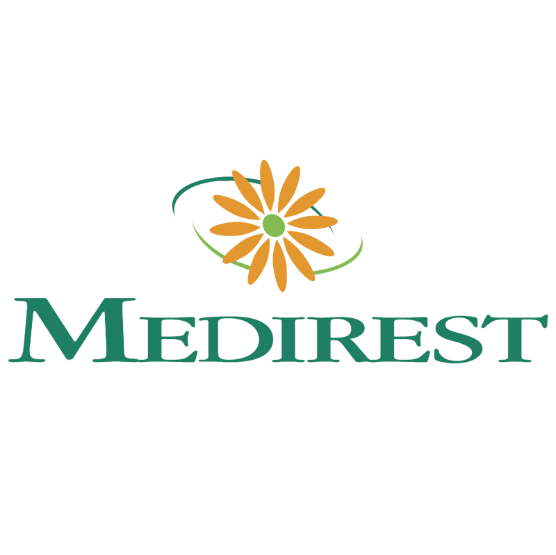 Medirest vector logo
