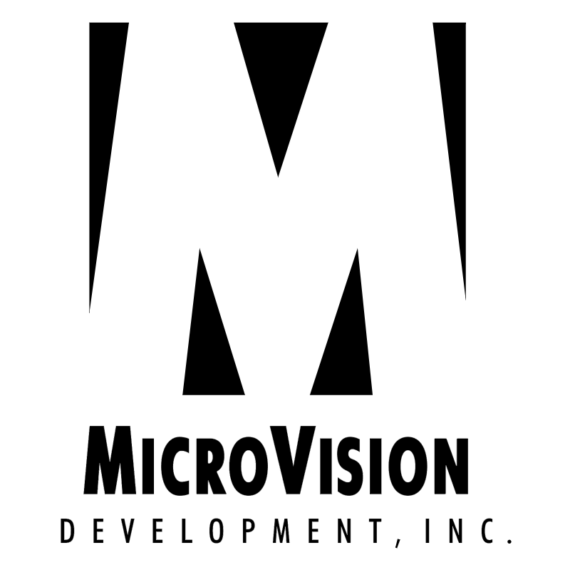MicroVision Development vector