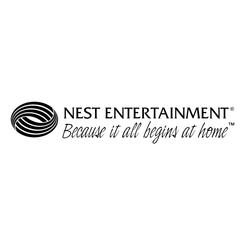 Nest Entertainment vector