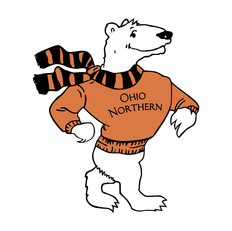 Ohio Northern University vector