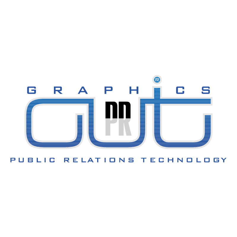 OUT Graphics PR vector logo