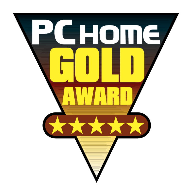PC Home Gold Award vector