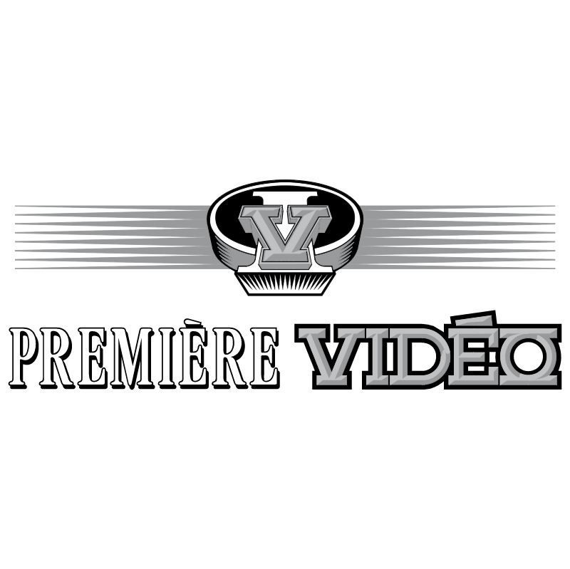 Premiere Video vector logo