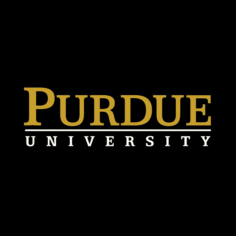 Purdue University vector logo