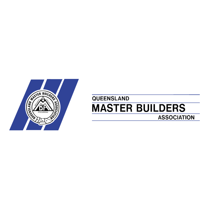 Queensland Master Builders Association vector