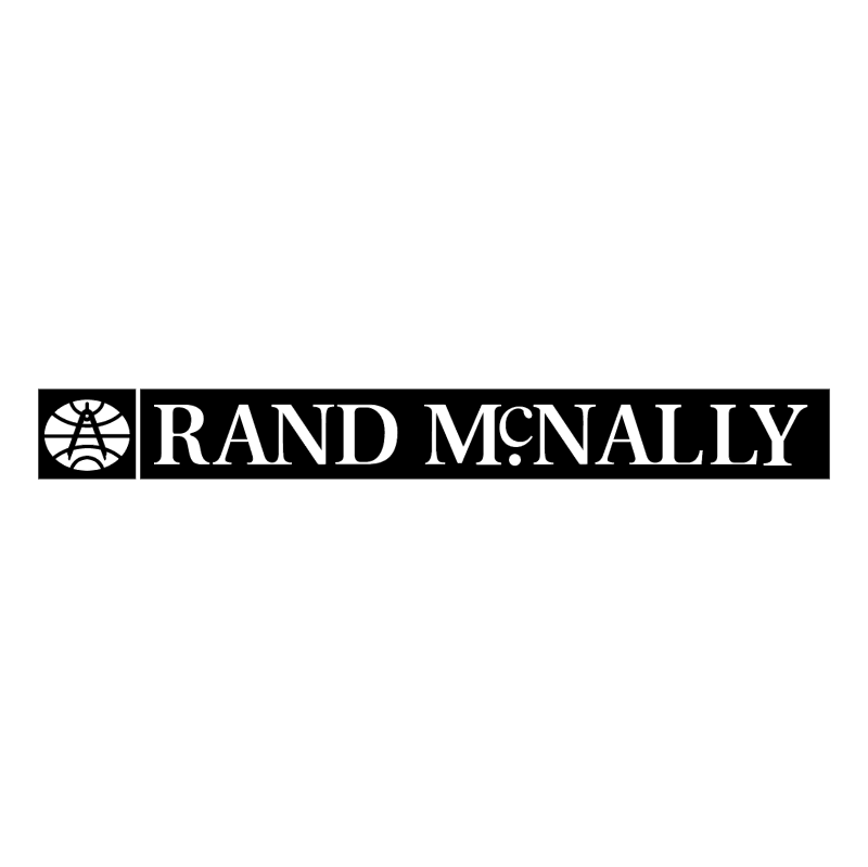 Rand McNally vector logo