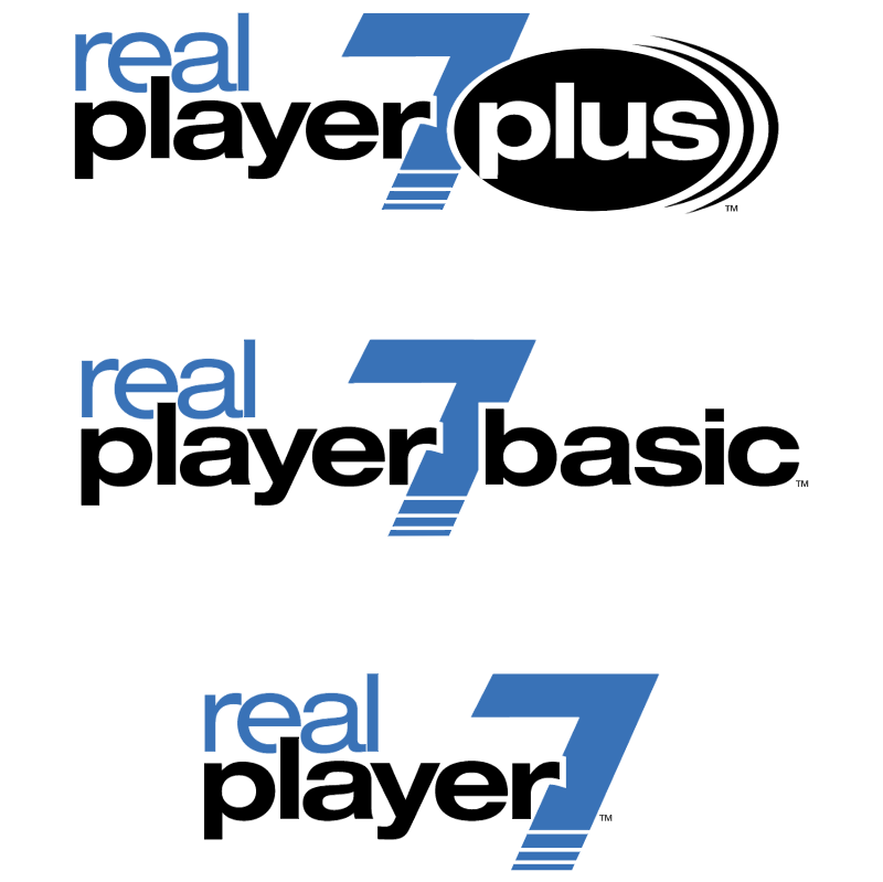 RealPlayer 7 vector