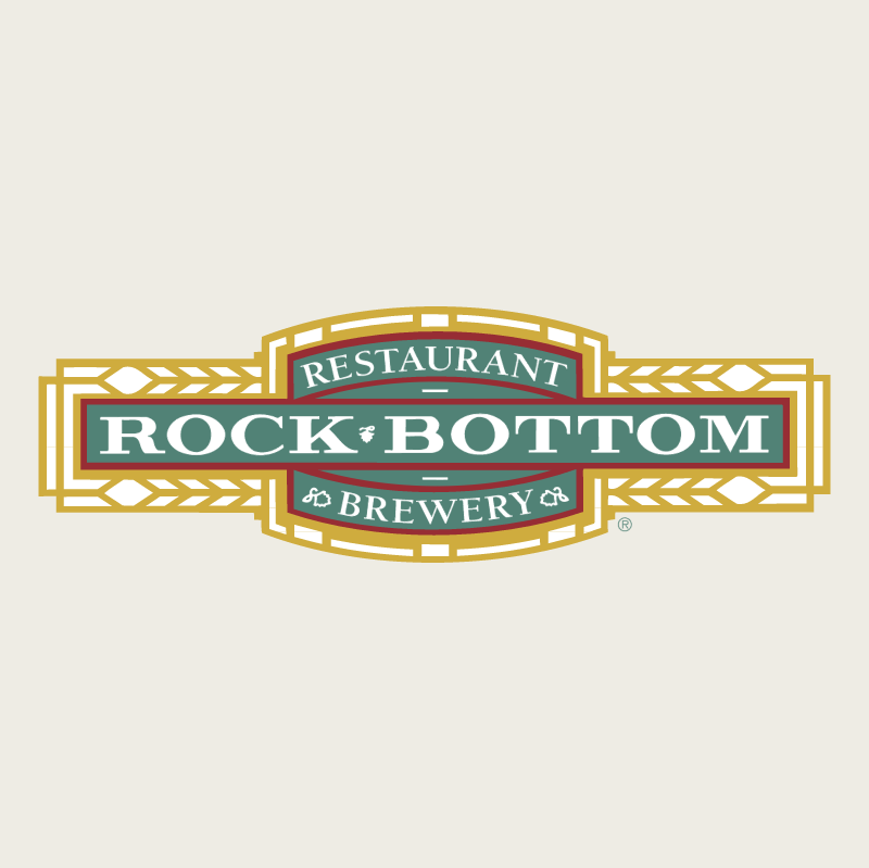 Rock Bottom vector