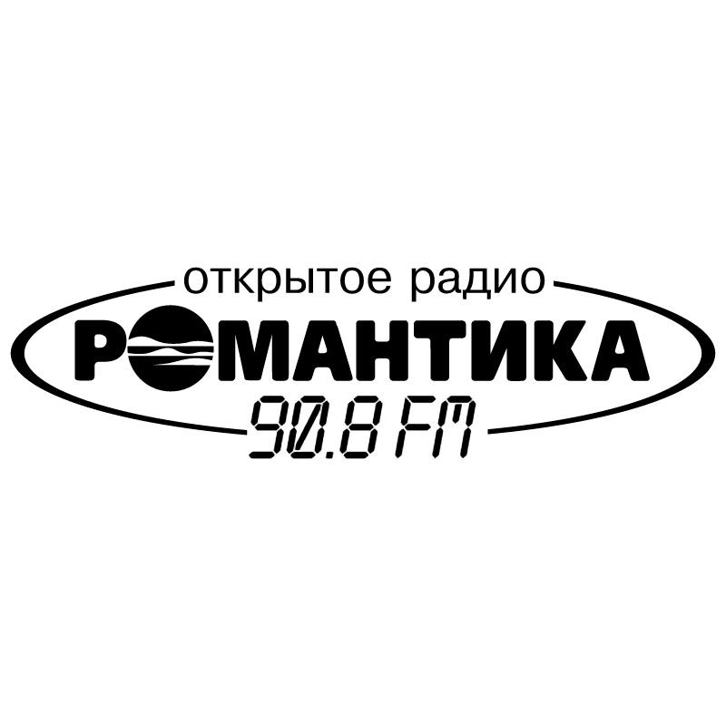 Romantika Radio vector