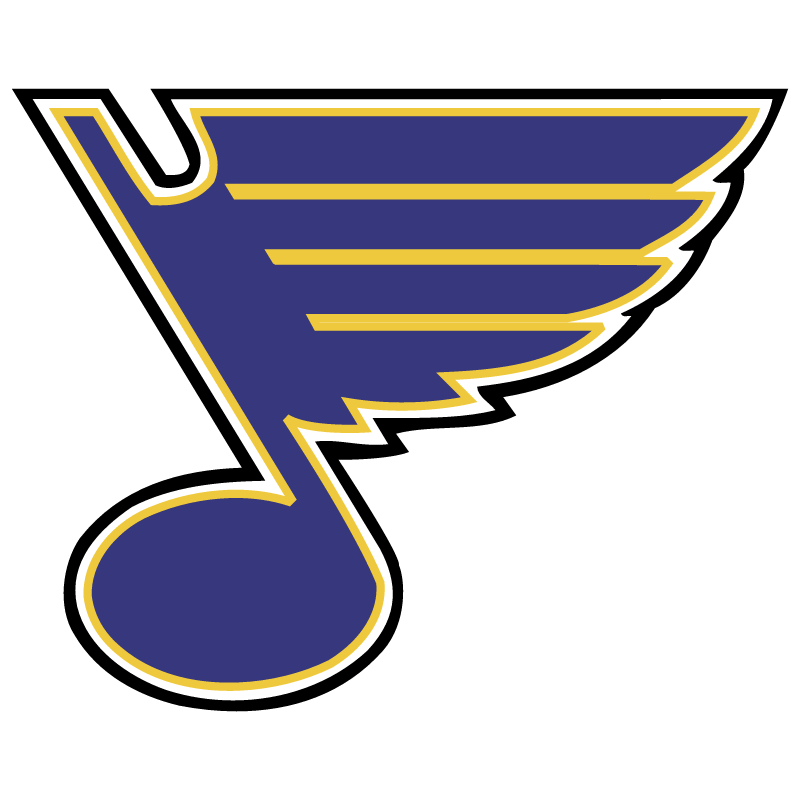 St Louis Blues vector