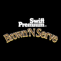 Swift Premium Brown'N Serve vector