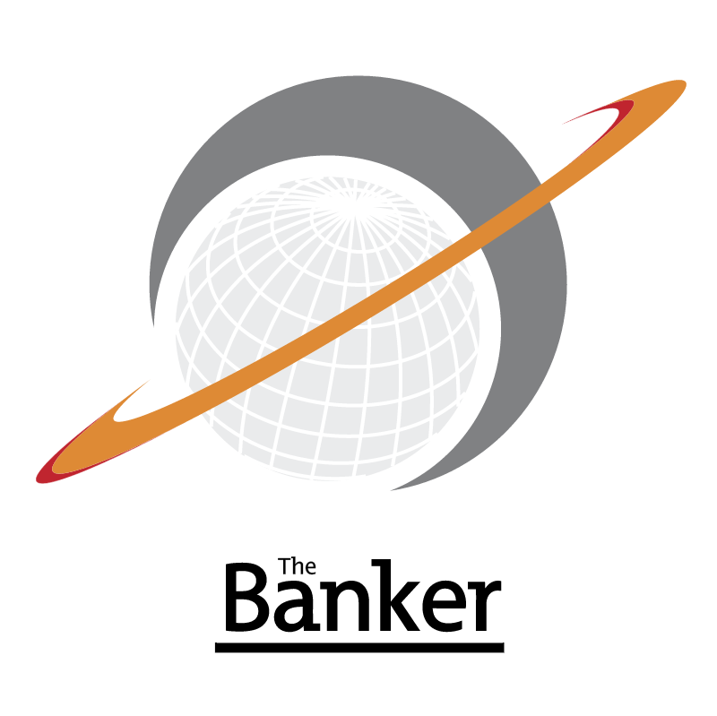 The Banker Award vector