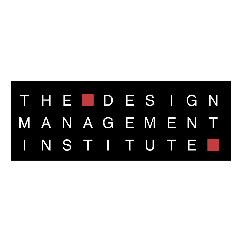 The Design Management Institute vector