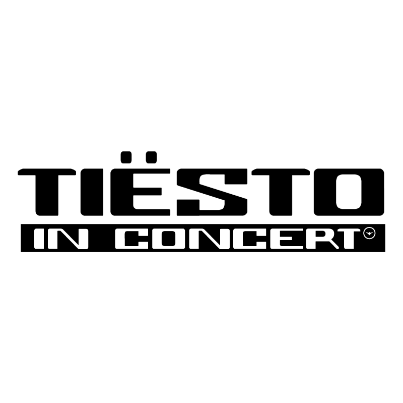 Tiesto in Concert vector