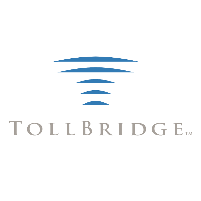 TollBridge vector