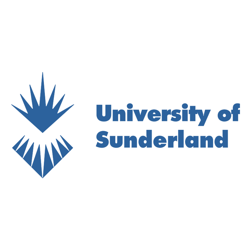 University of Sunderland vector