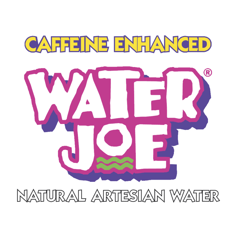 Water Joe vector logo