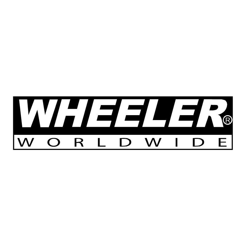Wheeler Worldwide vector