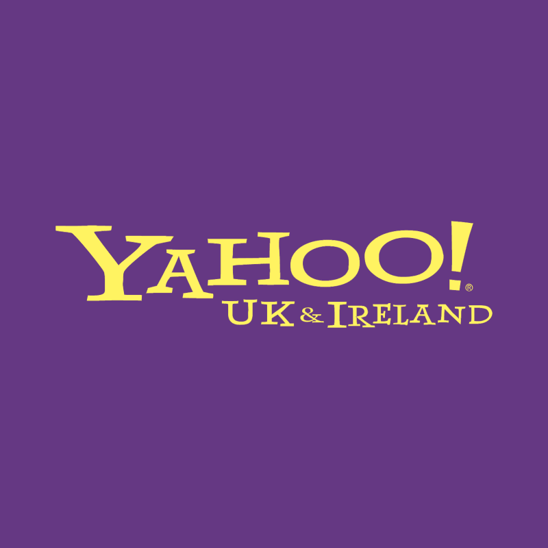 Yahoo UK & Ireland vector