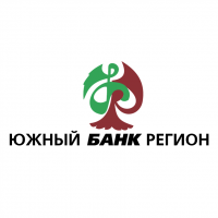 Yujniy Region Bank vector