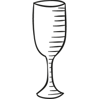 Glass Cup vector