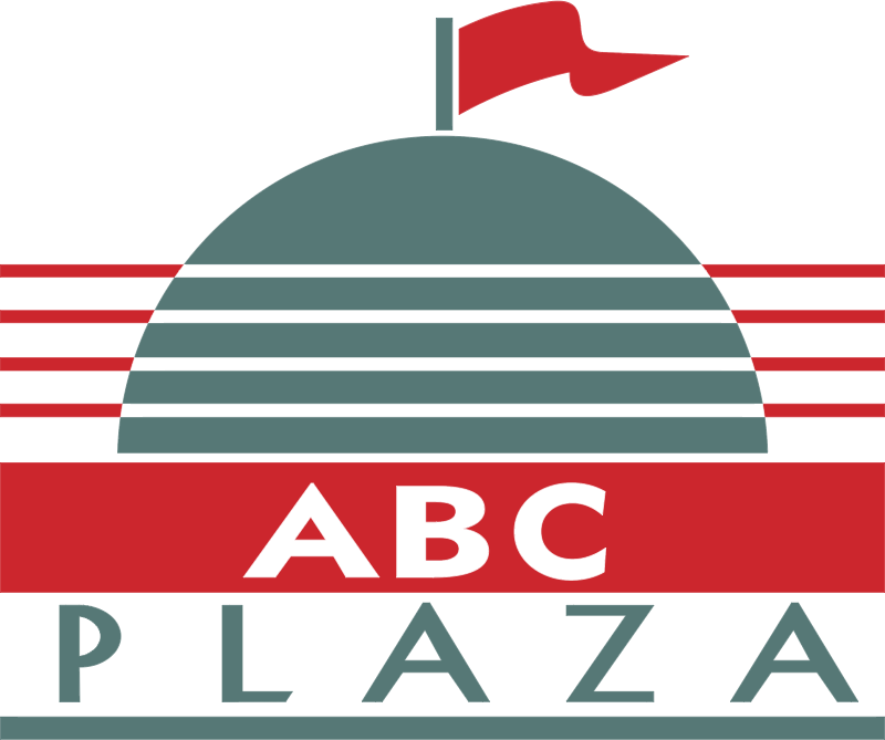 abc plaza vector logo