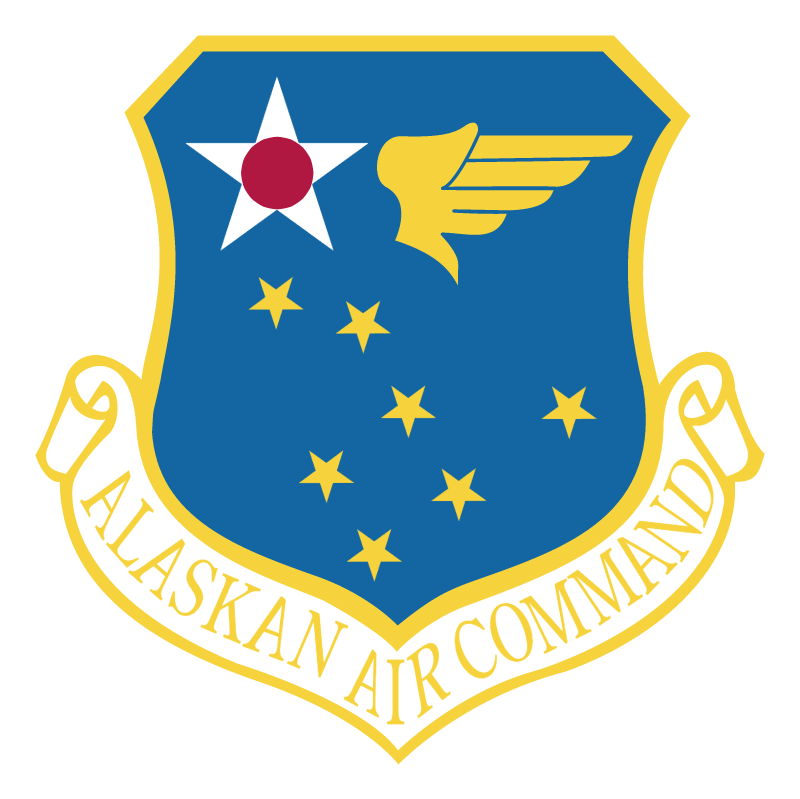 Alaskan Air Command vector