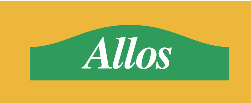 ALLOS vector logo