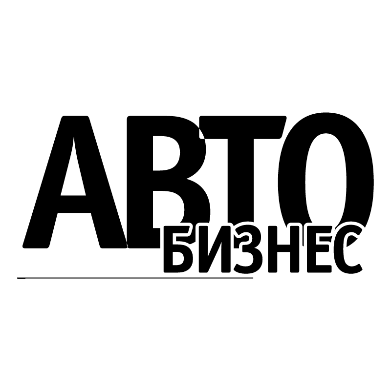 Avto Business vector