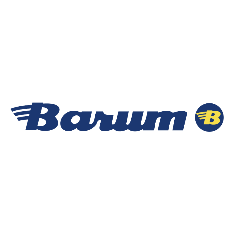 Barum vector logo