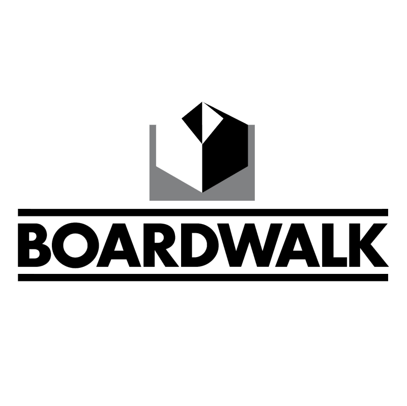 Boardwalk vector logo