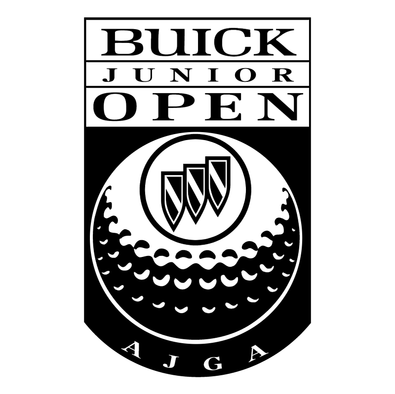 Buick Junior Open 55580 vector logo