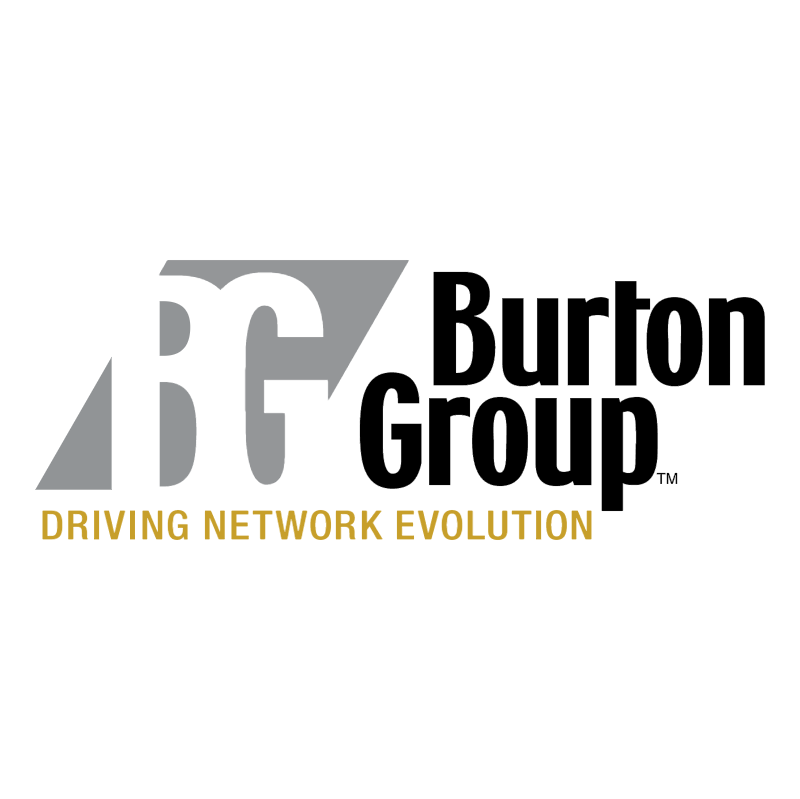 Burton Group vector logo