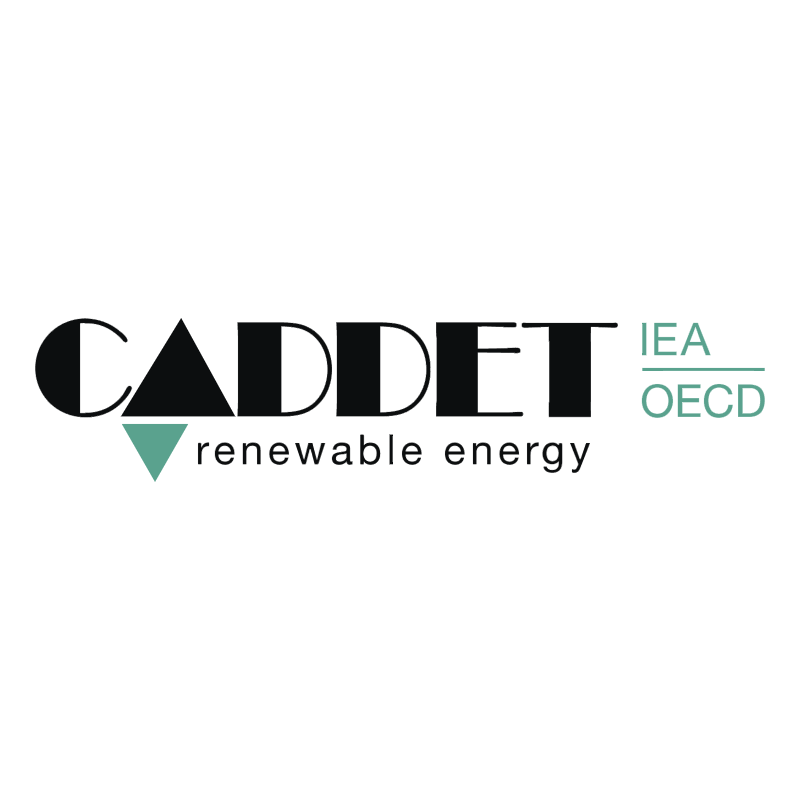 CADDET Renewable Energy vector