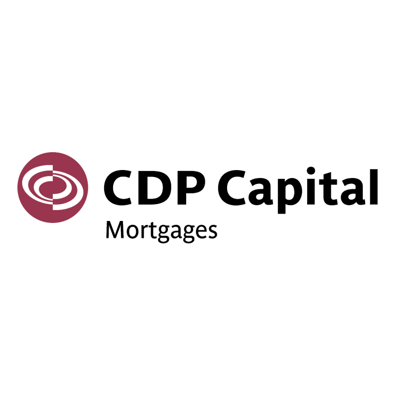 CDP Capital Mortgages vector