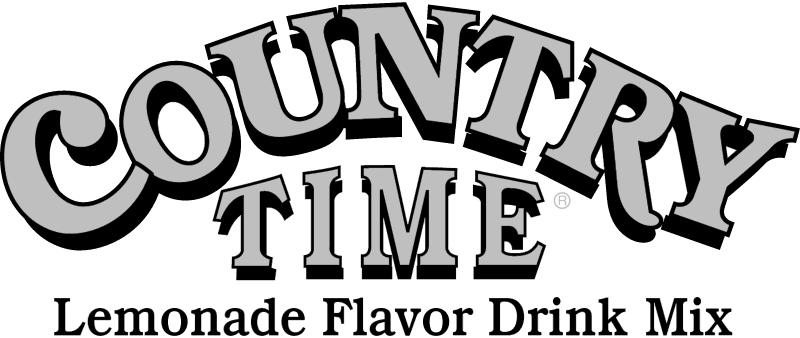 Country Time vector logo