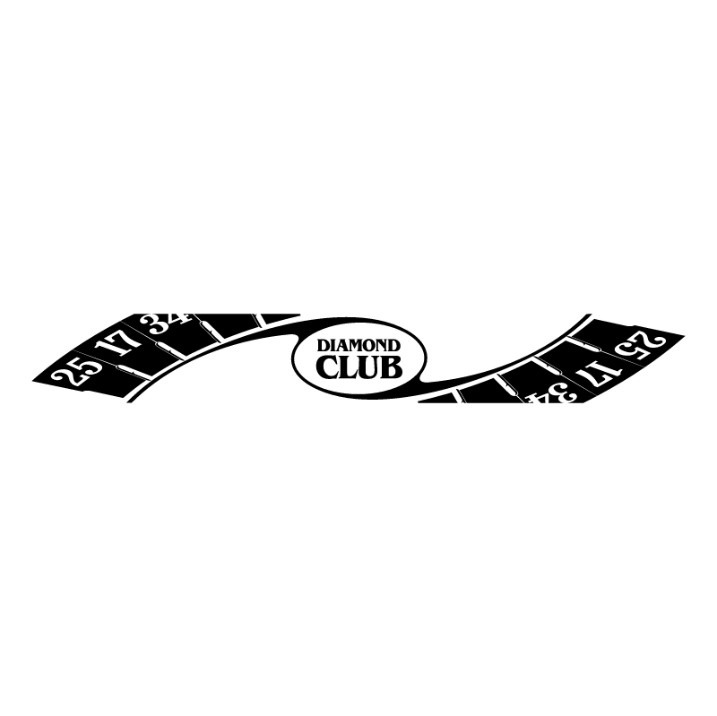 Diamond Club vector logo