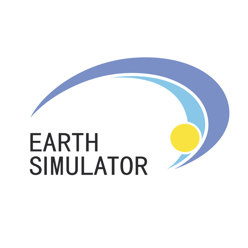 Earth Simulator vector logo