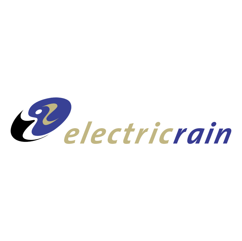 Electric Rain vector