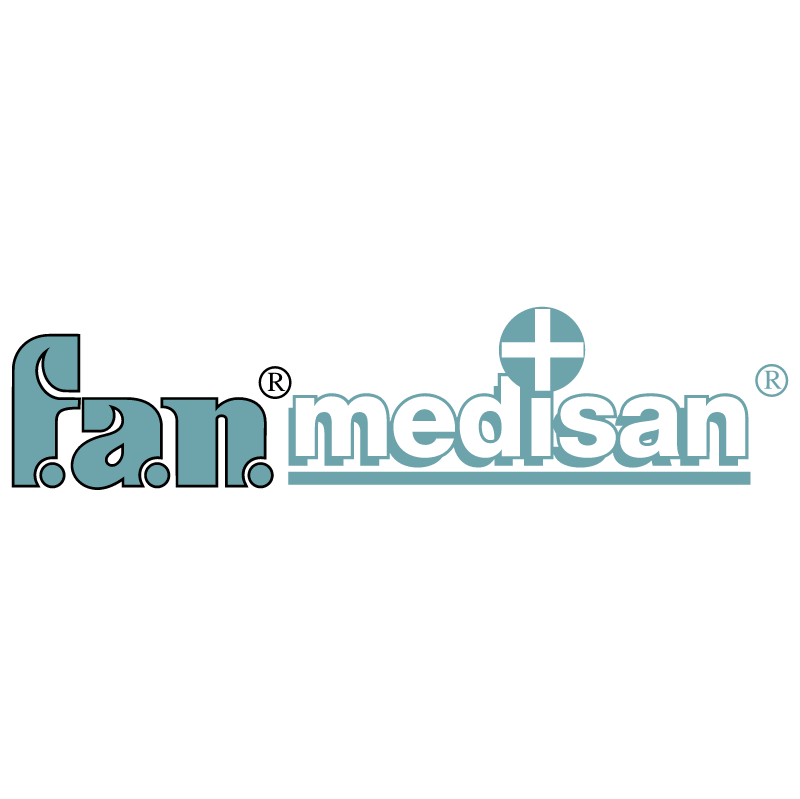 Fan Medisan vector