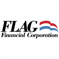 Flag Financial Corporation vector