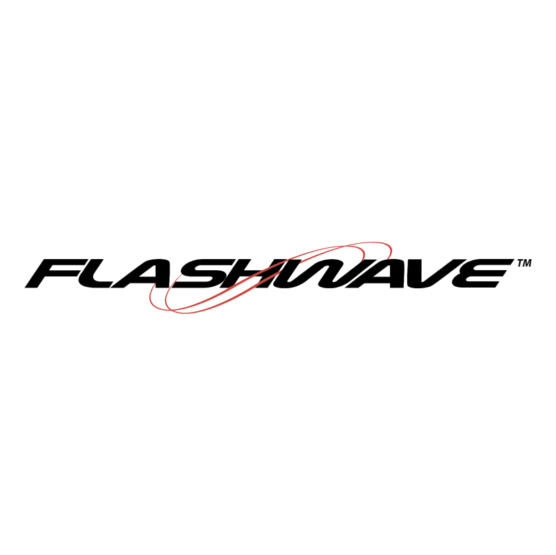 Flashwave vector logo