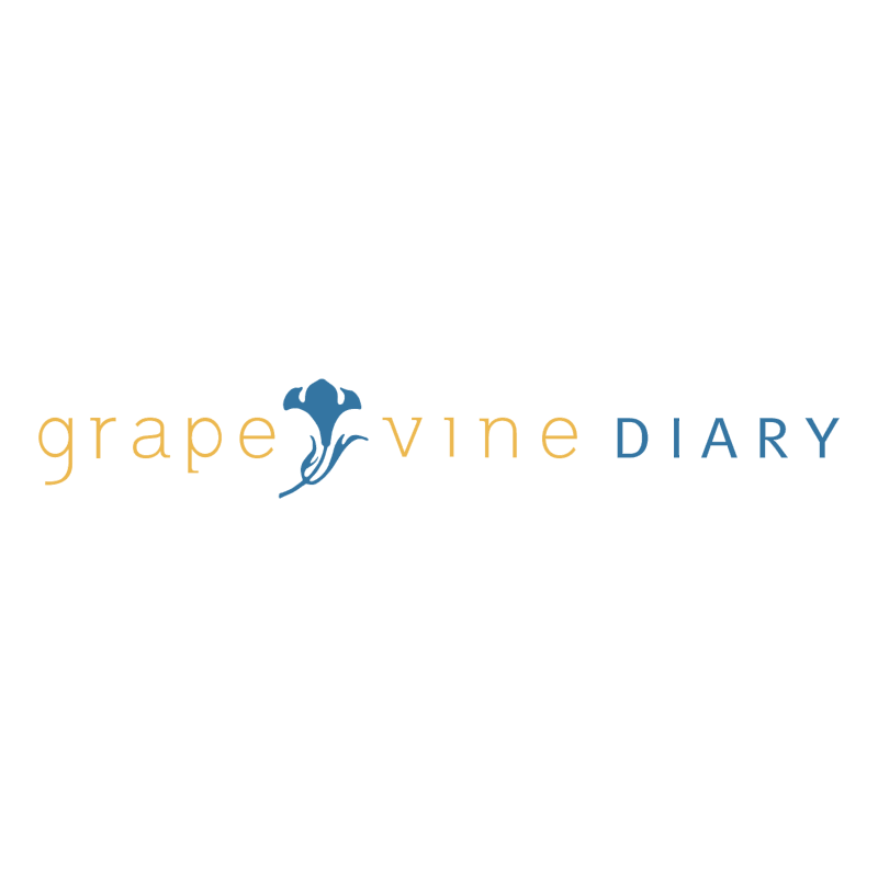 Grapevine Diary vector
